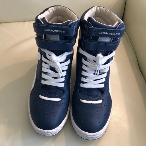 Puma Shoes   My66 Wedge Sneaker   Poshmark